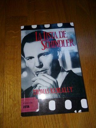 Libro-La lista de Schlinder