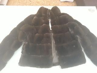 Abrigo de pelo