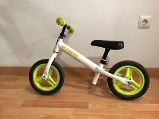 Bicicleta niño sin pedal
