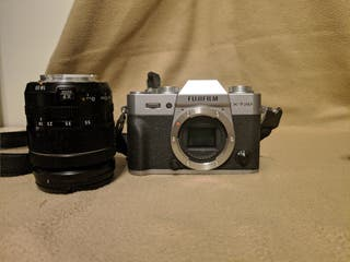 Fujifilm xt20 +18-55
