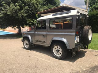 Land Rover SANTANA SUPER 2500 1989