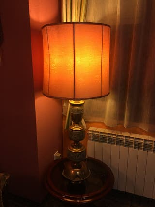 Lámpara japonesa para comedor