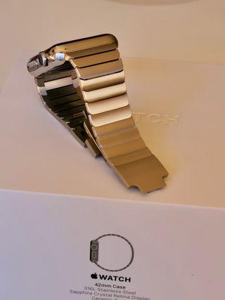 Apple Watch acero y zafiro 42mm