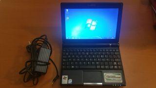 Notebook Asus Eee PC 900HA, falla el teclado