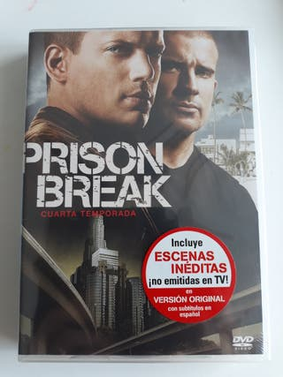 Prison Break 4T + Evasion Final