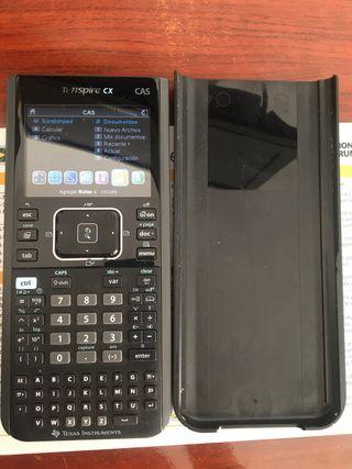Calculadora Texas instrument nspire CX Cas