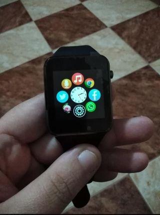 Reloj inteligente de pulsera, Smartwatch con Bluet
