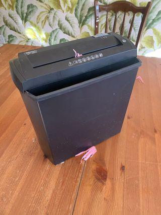 Desfibradora de papel
