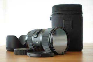 Sigma 18-35mm F1,8 DC HSM - Montura Nikon