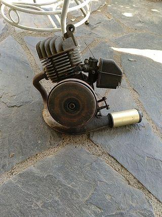 Motor mobilette