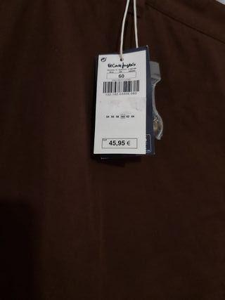 pantalón chino de Dustin, marrón talla 60.