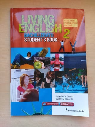 Libro Inglés STUDENT'S BOOK 2ºBACH