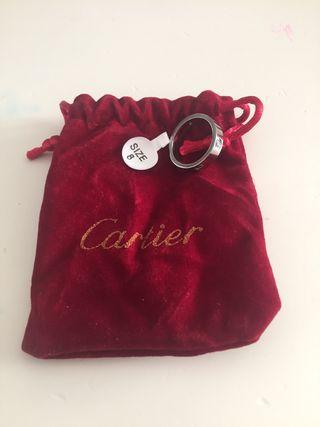 Anillo Cartier Love