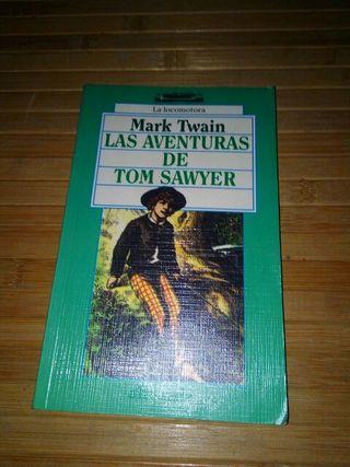 Libro-Las aventuras de Tom Sawyer