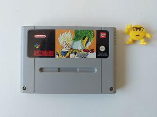 Dragon Ball Z súper Nintendo snes
