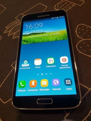 Samsung galaxy s5 g900f libre como nuevo