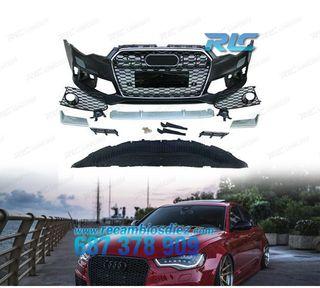 PARAGOLPES DELANTERO AUDI A6 4G C7 LOOK RS6