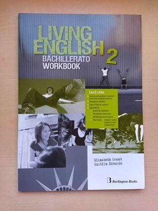 Libro Inglés WORKBOOK 2º BACH