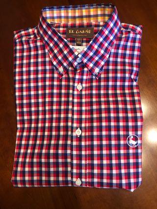 Camisa caballero El Ganso