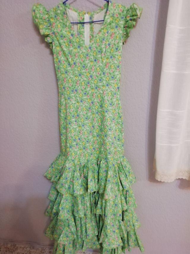 trajes de flamenca talla 36