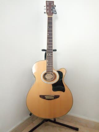 guitarra electroacústica Fishman Mid Jumbo