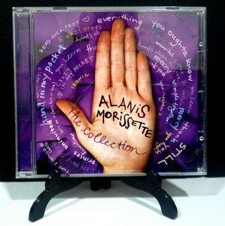 Alanís Morrissette the collection CDs