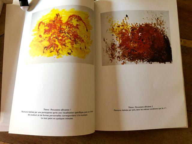 Art et découverte de soi : Livre atelier