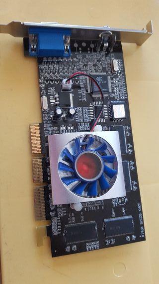GeForce 2 MX 400 vga agp 64mb