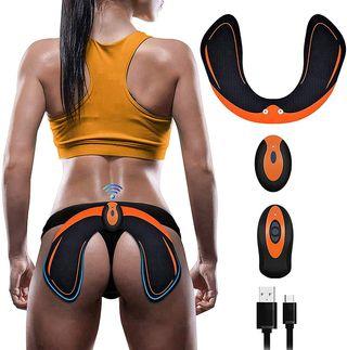 Electroestimulador Muscular Gluteos Bateria Mando