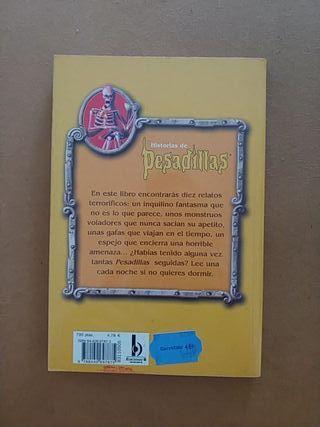 Historias de pesadillas. Edición especial 5.