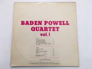 Vinilo LP Baden Powell Quartet