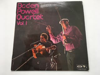 Vinilo LP Baden Powell Quartet