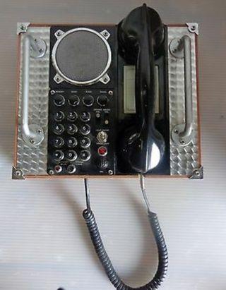 Teléfono Vintage Spirit of Saint Louis