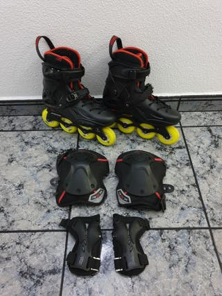 Patines profesionales Powerslide Imperial Pro.
