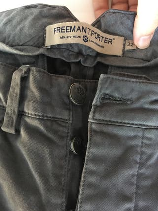 Pantalones chinos Freeman T. Porter