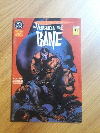 Batman. La venganza de Bane