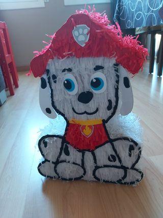 Rebaja piñata Marshall Patrulla Canina como nueva