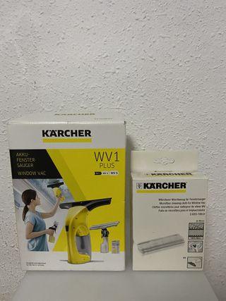 Kärcher WV1 Plus + Recambio