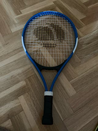 Raqueta de tenis niño +funda