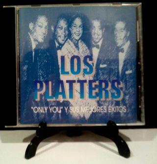 Los PLATTERS only you y sus mejores éxitos