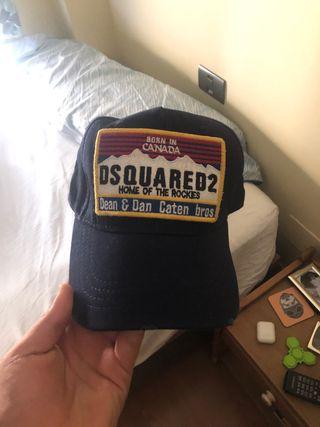 Gorra Dsquared2 Nueva sin usar