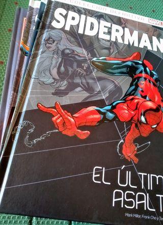 Pack 4 tomos Spiderman. Sólo JUNTOS