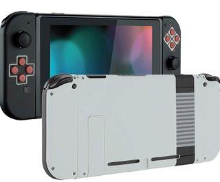 se vende y se pone carcasa Nintendo switch
