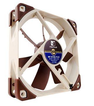 Noctua NF-S12A FLX Ventilador silencioso