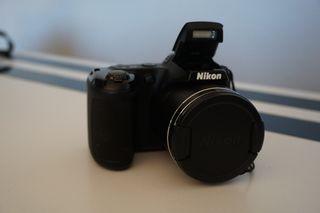 Cámara Nikon Coolpix L340 Bridge