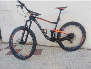 bicicleta de montaña giant anthem 2