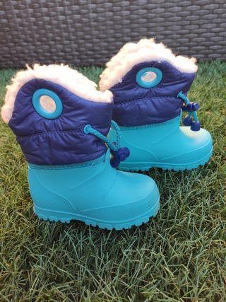 botas para nieve niños
