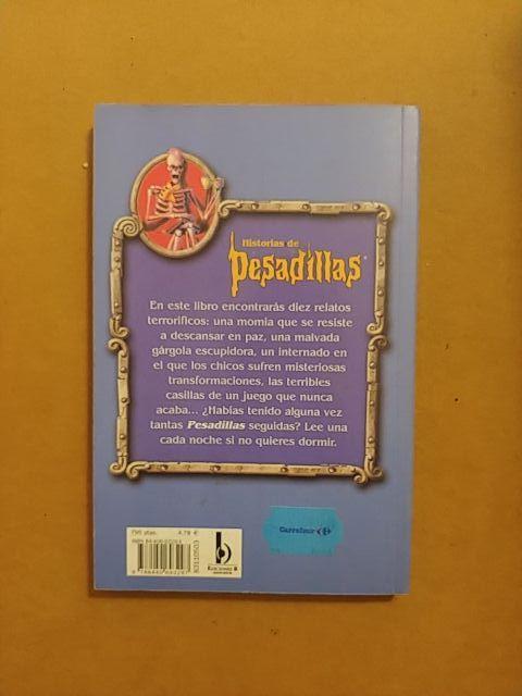 Historias de pesadillas. Edición especial 3.