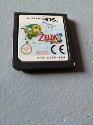 Zelda phantom hourglass para Nintendo ds