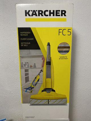 Kärcher FC5 (Aspirador Fregador)
